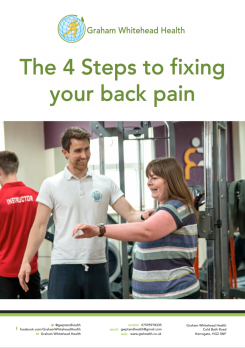 Fix Your Back Pain Free Ebook