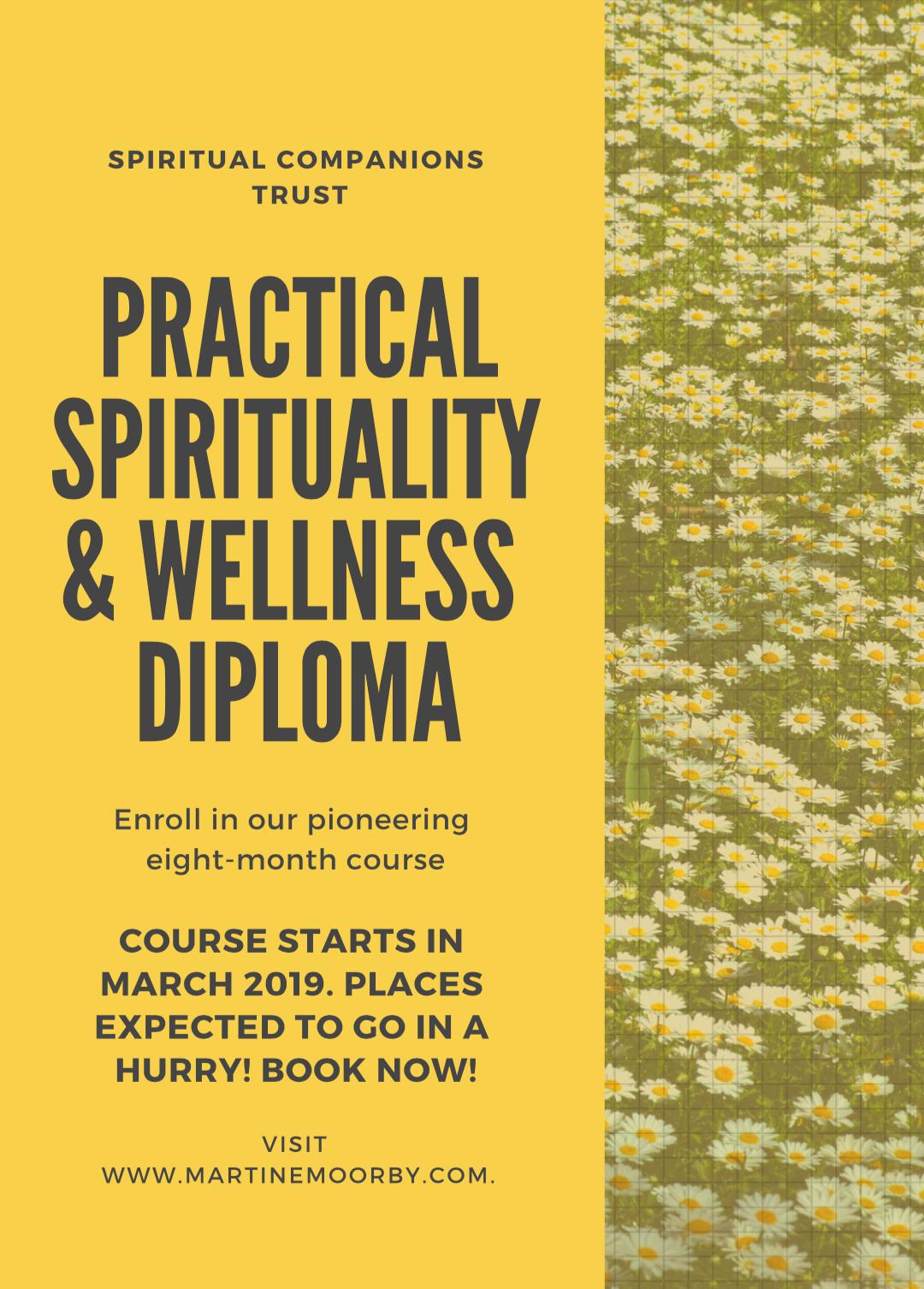 spiritual diploma