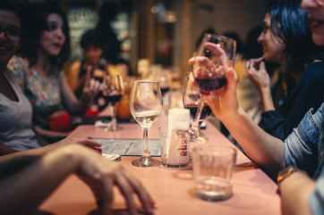 Girl tribe gange social events