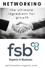 Check out your local networking opportunities. The Federation of Small Businesses offer fantastic opportunities for entrepreneurs and small businesses to meet and grow.