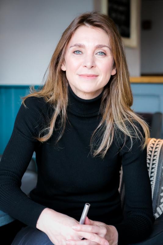 Life coach and wellness mentor, Francesca Hepton